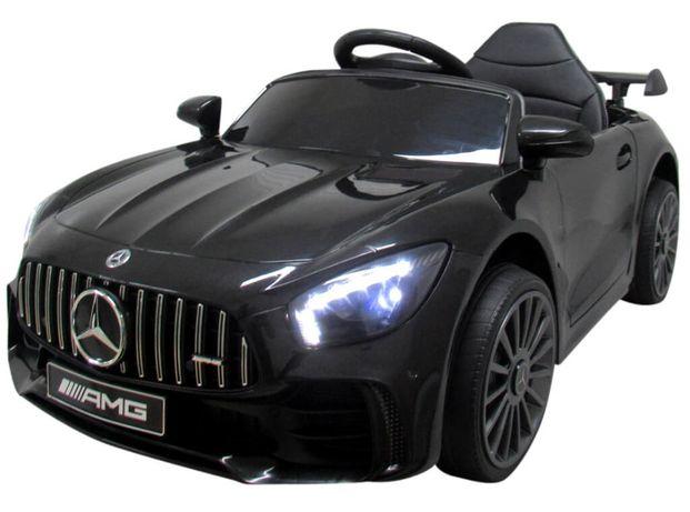 Masinuta electrica pentru copii Mercedes GTR-S Negru
