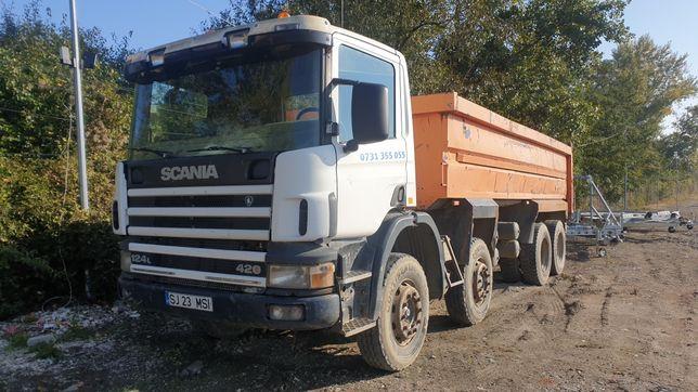 Scania 8x4  basculabila  2003