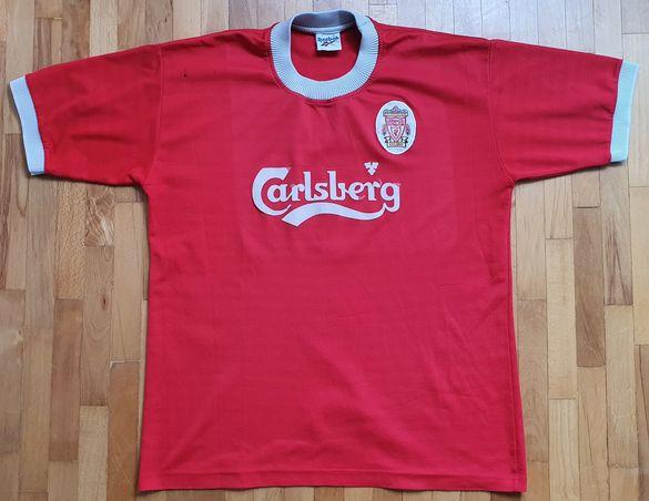 Тениска на Ливърпул от сезон 98-00