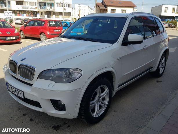 BMW X5 BMW X5 E70 xDrive 4.0d M packet 306CP