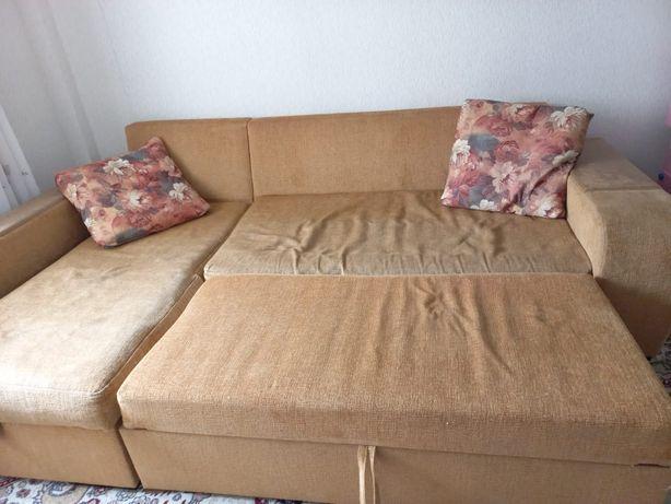 Бу Угловой диван