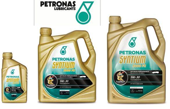 Двигателно масло PETRONAS SYNTIUM 3000FR 5W30