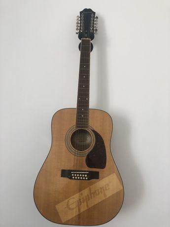 Продам гитару 12 струнную