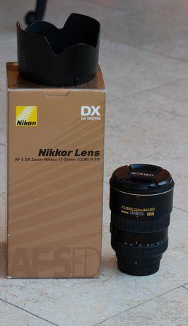 Nikon 17-55 2.8G Af-s DX  ED