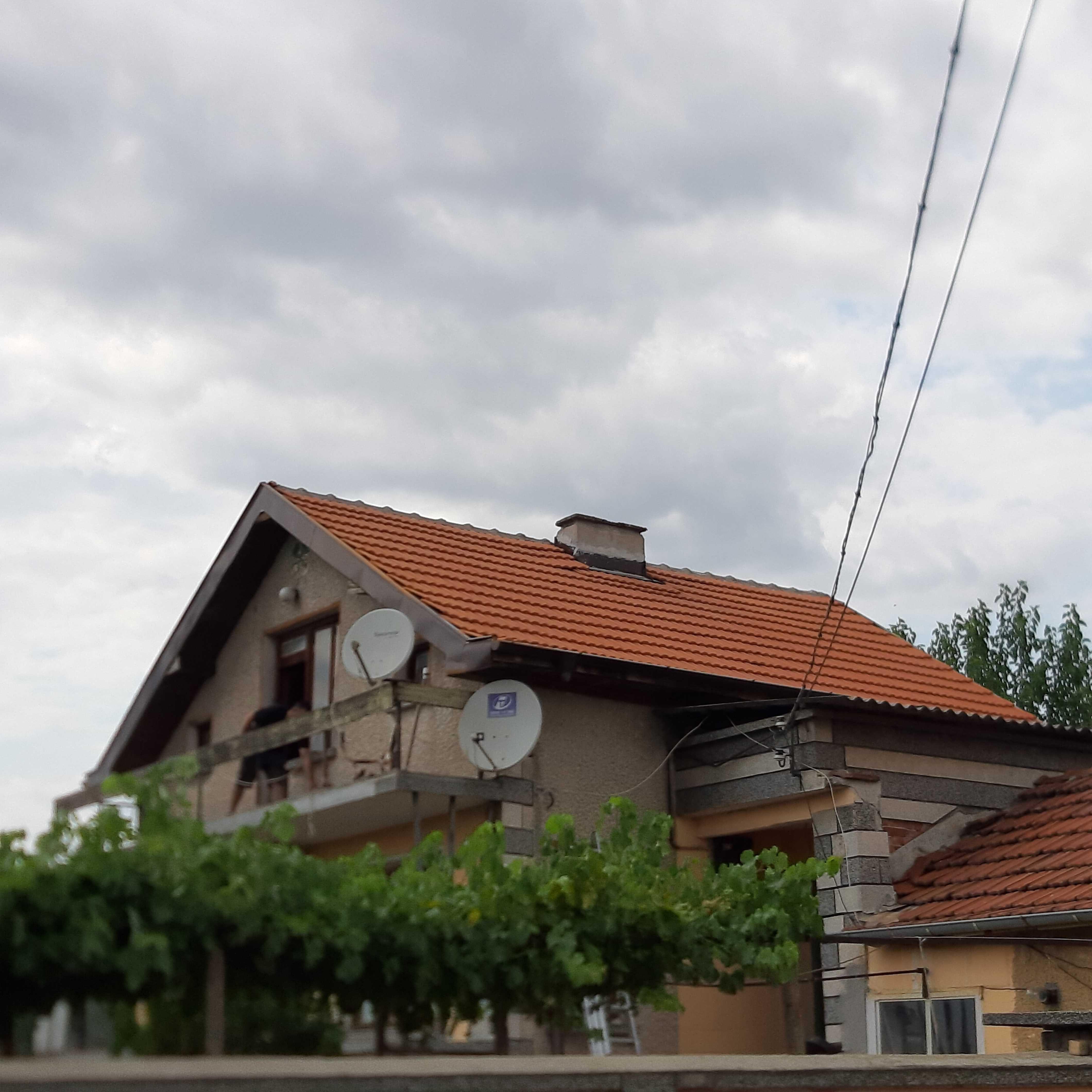 Топ оферти сега 30% намаление Ремонт на Покрив