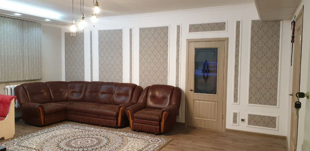 Продается 3-х комнатная квартира 124 кв.м.