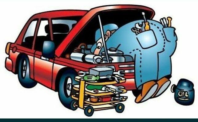 СТО в центре, ремонт ходовой и двс, сварка, комп.диагностика, промывка
