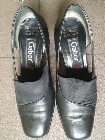 Обувки на Gabor, естествена кожа № 37,38 - 7 лв.
