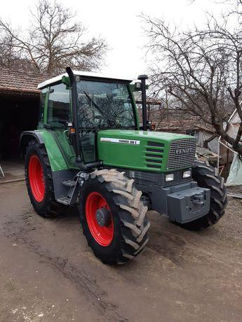 Tractor Fendt 308 C si disc 2,2 m VELES AGRO