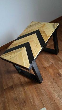 Кофейный стол. стиль-LOFT
