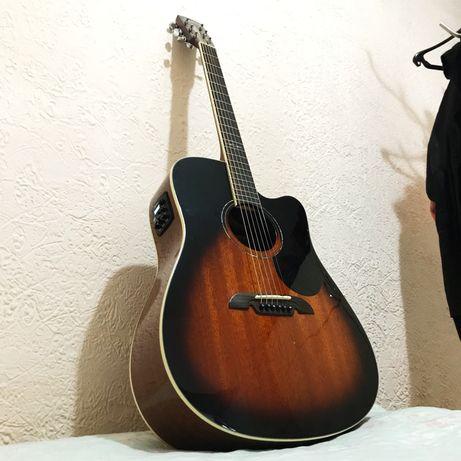 Акустическая гитара (Alvarez)