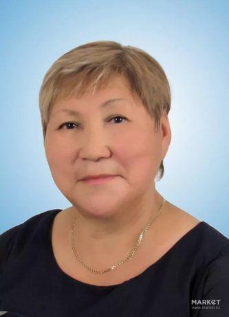 Детский логопед-психолог Жусупова Кульпаш Айдарбековна