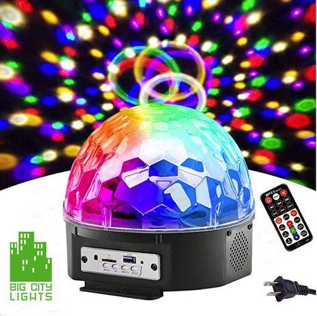 LED Light Magic Ball диско топка