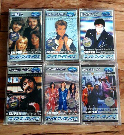 Продам кассеты, аудио, музыка, подарки, коллекции.