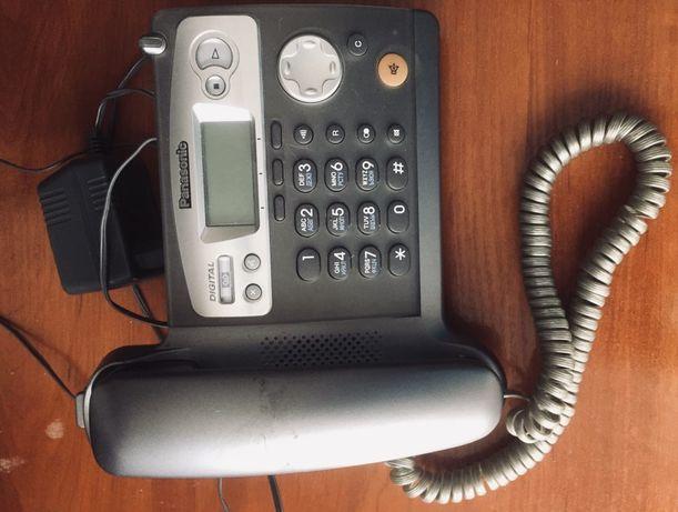 Продам  Panasonic  телефон стационарный беспроводной