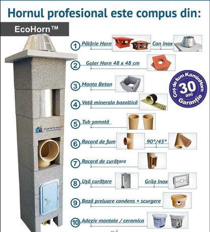 Sistem Cos De Fum Ceramic