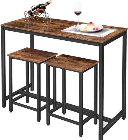 HOOBRO Бар маса и столове