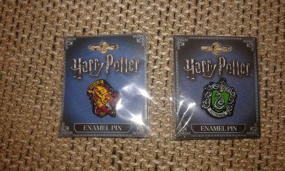 Значки Harry Potter