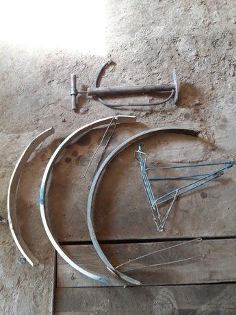 Запчасти на велосипед урал
