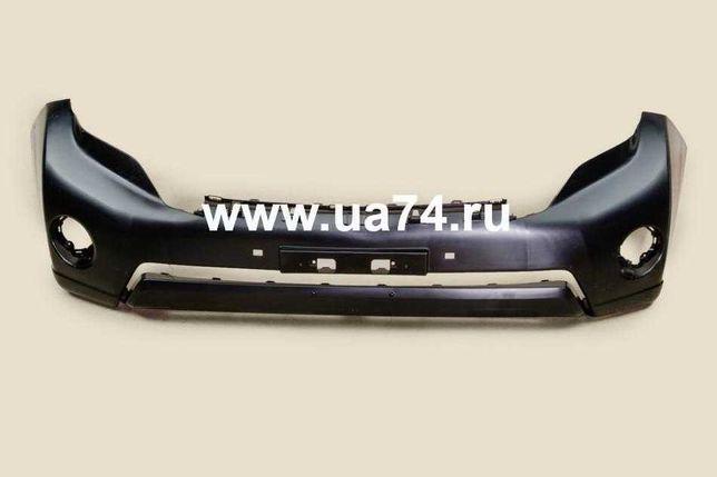 Бампер передний / задний на Тойота Прадо 150-155 / Prado 150-155