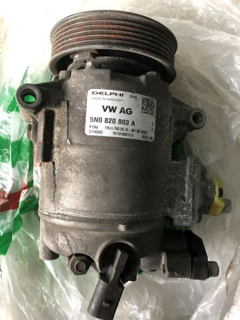 Compresor AC  / clapeta reglaj admisie VW golf 6
