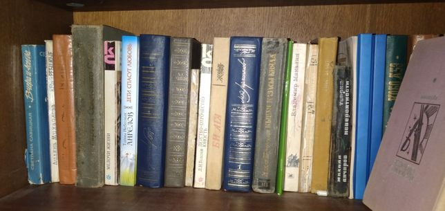 Продам книги разные по сто тенге