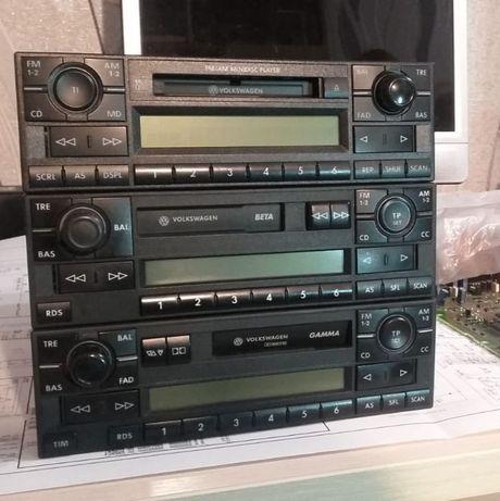 Эмулятор CD для установки AUX в штатные магнитолы Volkswagen, audi