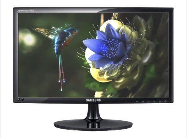 "Monitor LED Samsung 21.5"" - 400 lei"