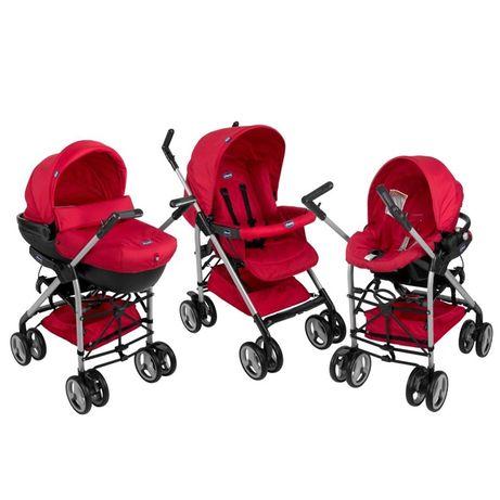 Продавам детска количка Чико 3 в 1