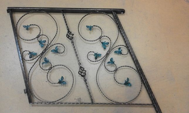 Balustrade fier forjat Darmanesti
