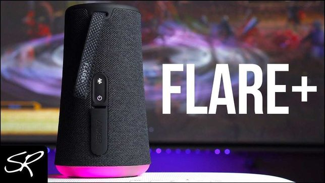 Anker Soundcore Flare+ (колонка со звуком на 360°) Гарантия 12 месяцев