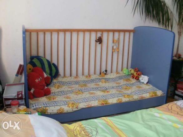 Детско легло за матрак 70/140 см.