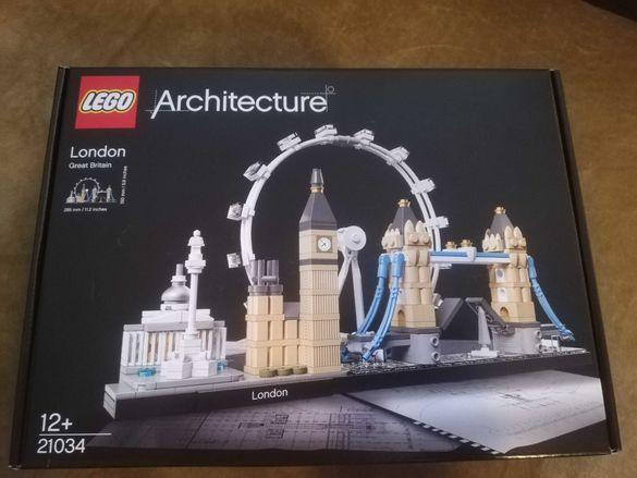 21034 LEGO Architecture Skylines London