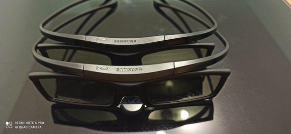 Продавам 2бр. 3d очила Samsung