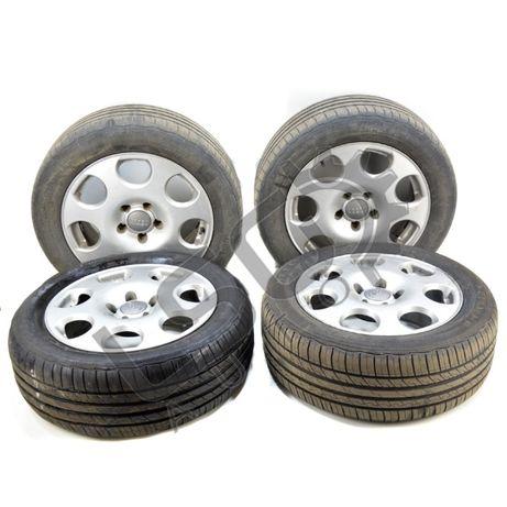 Алуминиеви джанти с гуми AUDI A4 (B6) 2000-2004 A201220N-27