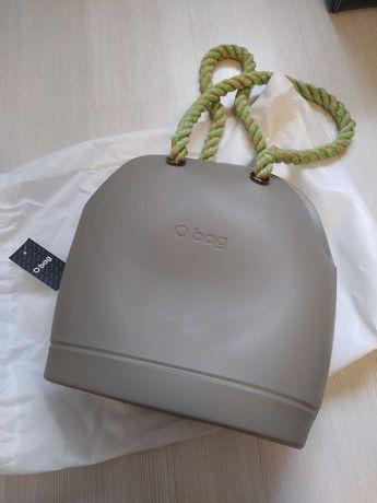 O bag нова  силиконова чанта