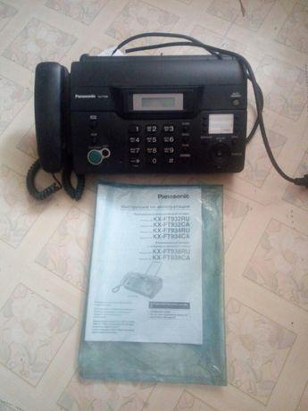 Продам телефакс в хорошие руки