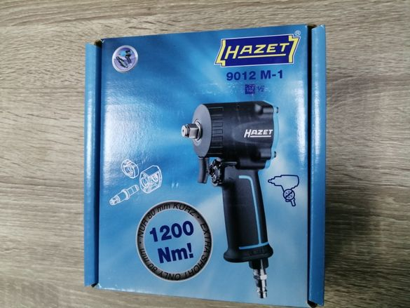 Гайковерт пневматичен 1/2 1100Nm производител: HAZET- Германия