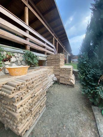 Gard de lemn (fag)