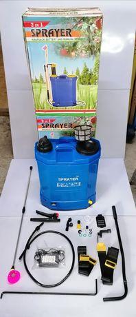 Електрически и комбинирани пръскачка 16 литра