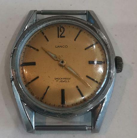 Механичен часовник Lanco 17J