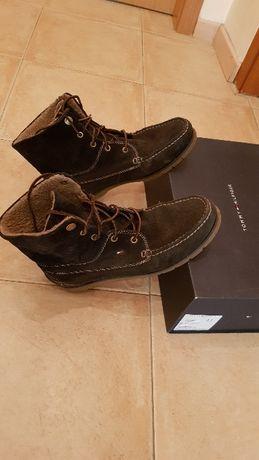 Tommy Hilfiger и lacoste мъжки зимни обувки
