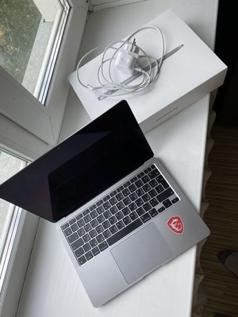 Macbook air 2020 m1 256 гб