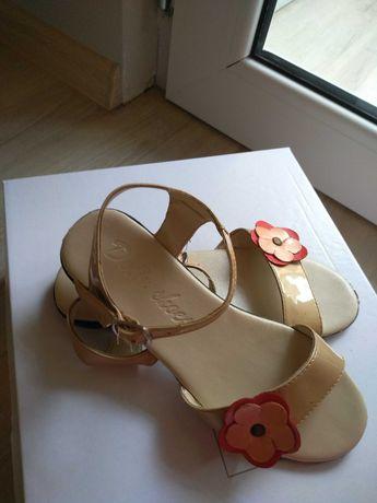 Sandale piele naturala mar. 31