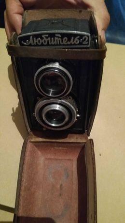 Ретро фотоапарат Любител 2