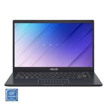 """Лаптоп ASUS E410MA- 14""""FHD/N4020/4GB/SSD256G - НОВ -589 лв"""
