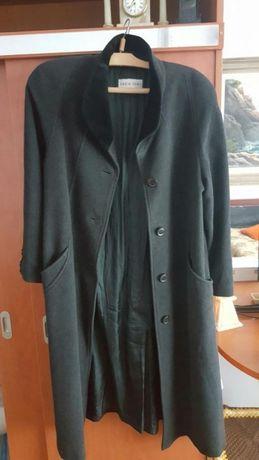 дизайнерско кашмирено дамско палто