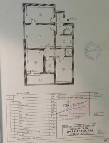 Apartament 4 camere   Cartier Traian   Parter   Zona linistita