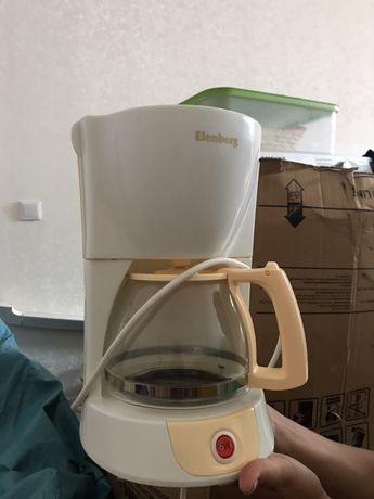 Кофеварка новый сатылады