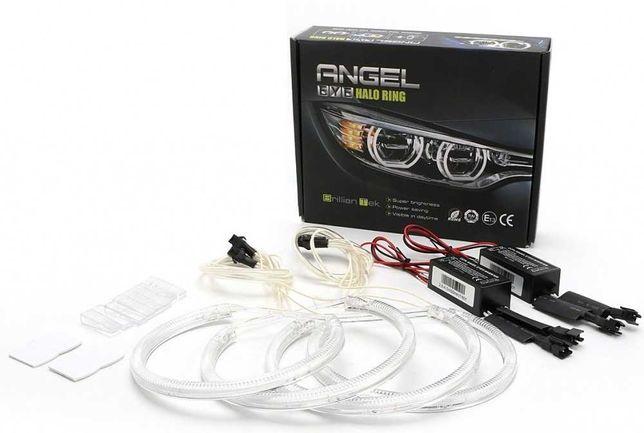 Inele Angel Eyes CCFL BMW seria 3 (E46) far fara lupa sau cu lupa.